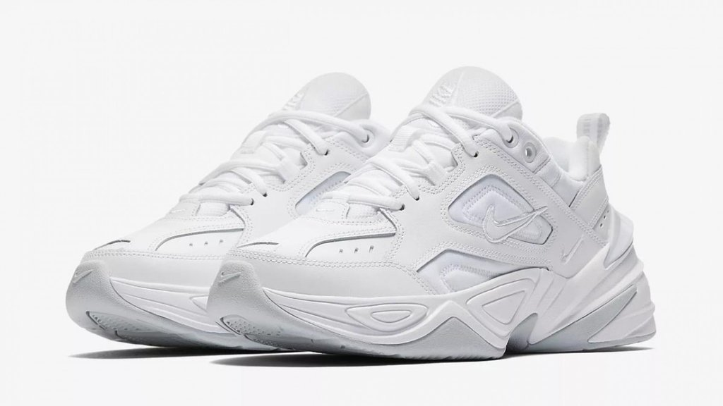 040ff74db Tenis Zapatillas Nike M2K Tekno W Blanca Hombre