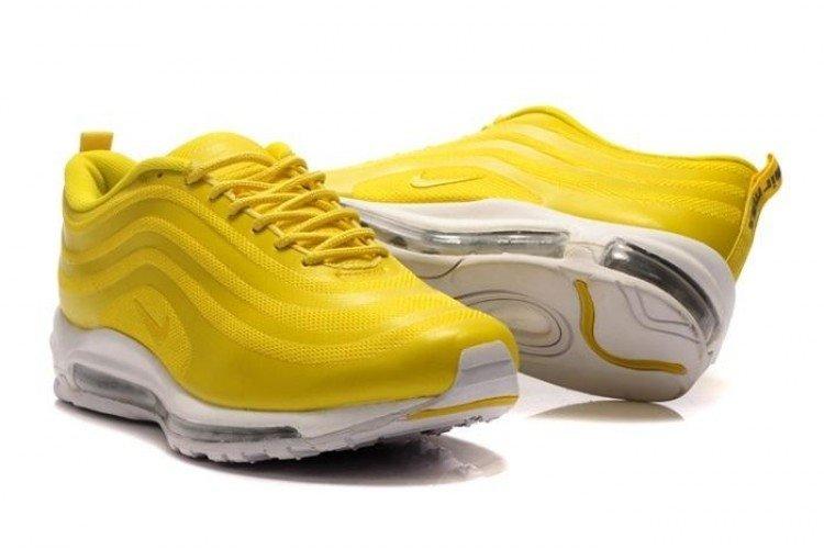 zapatillas nike mujer amarillas