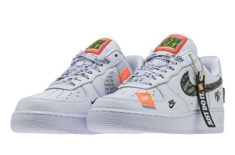 14d5159275da6 Tenis Zapatillas Nike Air Force 1 Just Do It Blanco Mujer. 0% OFF. 1