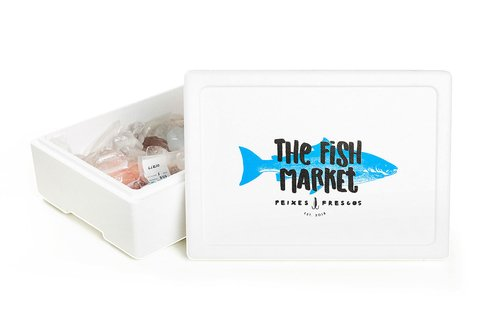 Assinatura - Entrega Semanal - The Fish Market