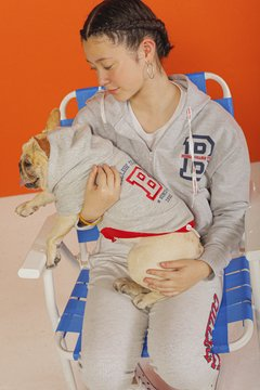 Campera Pet College - comprar online