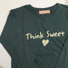 Remera Think - Peperina