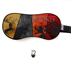 Máscara de Dormir Games of Thrones Casas - comprar online