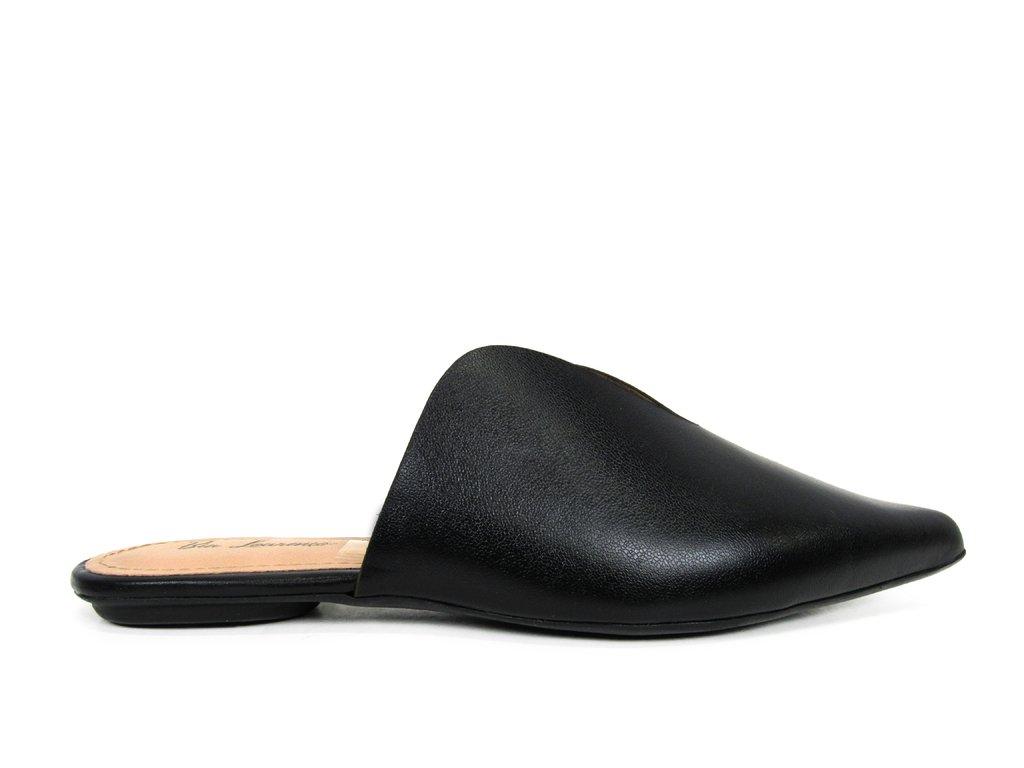 bf185e8d0 Mule Couro Preto - Comprar em Bia Lourenço Calçados