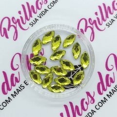 strass oval 8x4 mm (SO 24)
