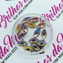 Strass Oval 8x4 mm (SO 41)