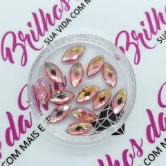 Strass Oval 8x4 mm (SO 45)