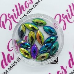 Strass Oval 10X5 mm (SO 68) - comprar online