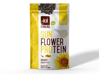 SUNFLOWER PROTEIN RAW 600g