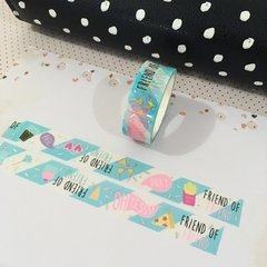 Masking Tape - Summer Friend - Hey Invent