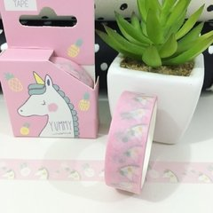 Masking Tape - Yummy Unicorns