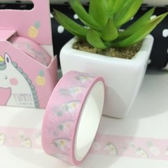 Masking Tape - Yummy Unicorns - comprar online