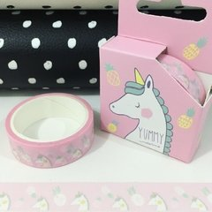 Masking Tape - Yummy Unicorns na internet