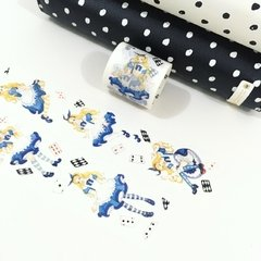 Washi Tape - Alice 4.5 - Hey Invent