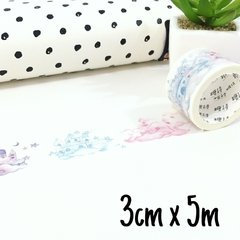 Washi Tape Castelos na internet