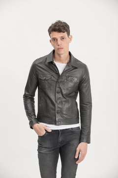 CAMPERA MULHOLLAND BLACK