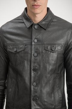 CAMPERA MULHOLLAND BLACK en internet