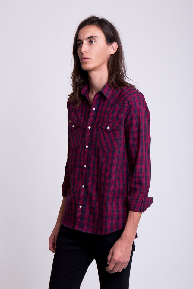 CAMISA SEAN - NEVADA BSAS