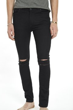 JEAN PERFECT BLACK TRASH - comprar online