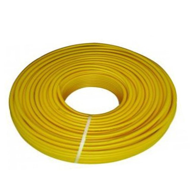 TUBO GAS MULTICAMADA AMARELO UV ASTRA 16MM (1M) G/1620M