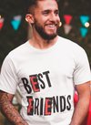 Camiseta Unissex Best Friends - comprar online