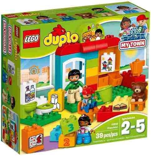 Infantil Lego Escuela Numeros Duplo 10833 8nN0kXOPw