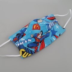 Máscara Super man