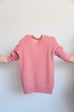 Sweater ALCANFOR rosa