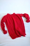 Sweater TILO rojo