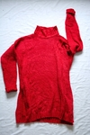 Sweater Poleron PETRIBI rojo
