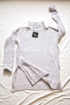 Sweater Poleron PETRIBI gris
