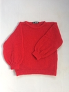 Sweater ROMANTICO rojo