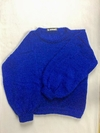 Sweater ROMANTICO azul francia