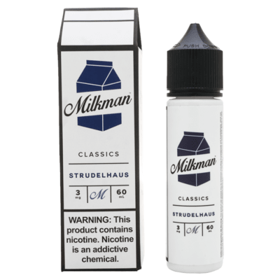 THE MILKMAN STRUDELHAUS 60ml