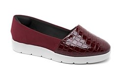 B-27-00-238 | Slip On Croco Marsala
