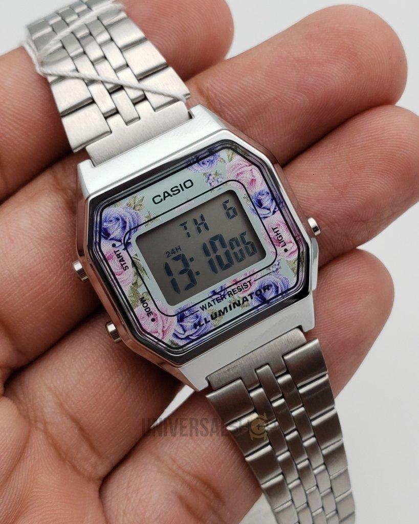 Reloj Casio Retro Dama LA680WA 2CDF