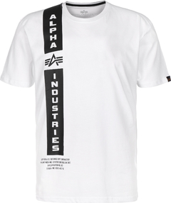 Remera Alpha Defense - Alpha Industries Argentina