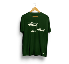 Remera Helicopter - comprar online