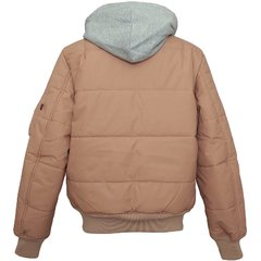 MA-1 Natus Quilted Rose Gold única - Alpha Industries Argentina