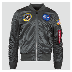 L-2B NASA GUNMETAL