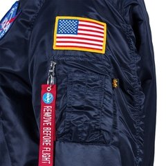 MA-1 NASA - Alpha Industries Argentina