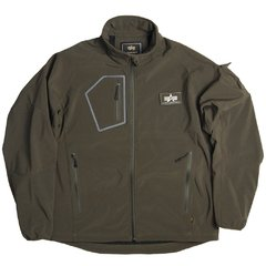 Campera Alpha Pinnacle Softshell - comprar online