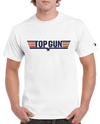 Remera Top Gun Blanco