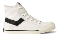 Zapatillas Pony Botitas Shooter Hi Canvas Originales
