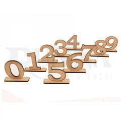 Letras Diversas 60cm Com Base MDF  9mm na internet