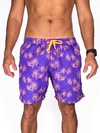 Male Shorts Palm Trees Print