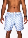 Male Shorts Cactus Print