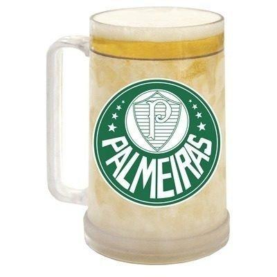 Caneca Mug Frozen Palmeiras Doctor Cooler Gel Cerveja b6ea5176ee71c