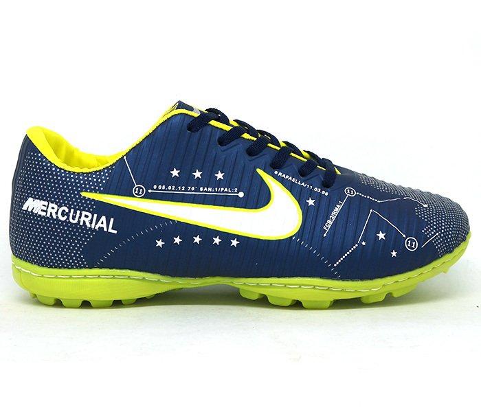 e1f544653d98c Chuteira Nike Mercurial Victory 6 Neymar Society Marinho e Verde Limão