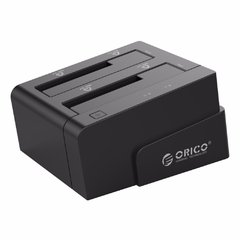 ORICO Docking Station Dual USB 3.0 para SATA  HDD SSD